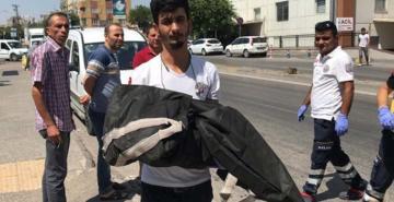 Gaziantep'te ayakkabı kutusunda bebek cesedi bulundu