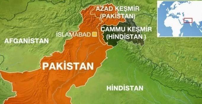 """Pakistanlı Bakan Çaudri: """"Hindistan, Keşmir'i Filistin'e dönüştürmeye çalışıyor"""""""