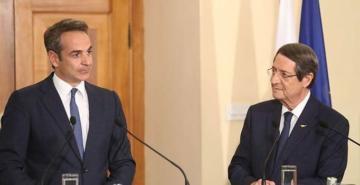 Miçotakis'in Güney Kıbrıs ziyaretinde skandal sözler