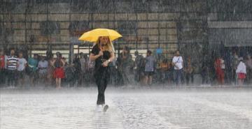 Meteoroloji'den Trabzon, Ordu, Giresun ve Rize için sağanak uyarısı