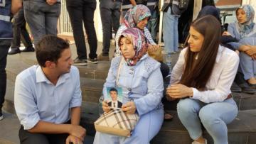 TGB'den Diyarbakır çıkarması