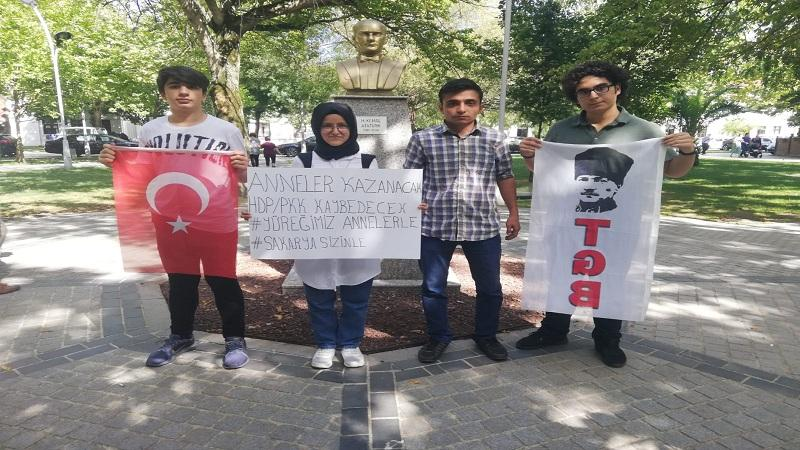 Türkiye'nin dört bir yanında annelere ses oldular