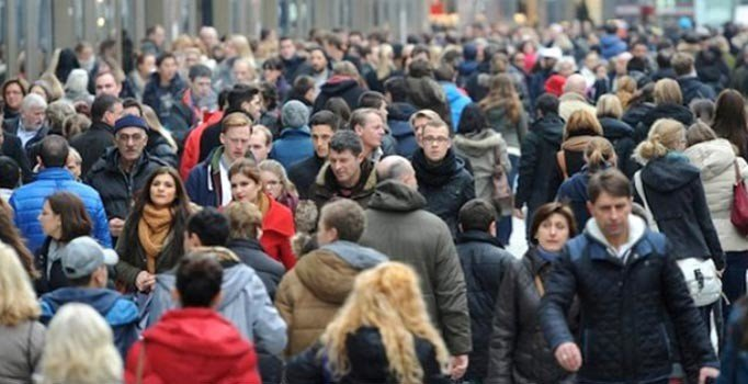Alman ekonomisi zirvede ama halk endişeli