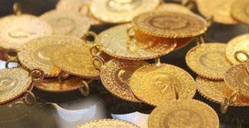 Kapalıçarşı'da altın, günü 274 liradan kapattı
