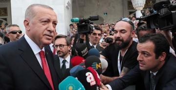 Erdoğan, Kulp saldırıyla ilgili konuştu: Yılmadan devam ettireceğiz