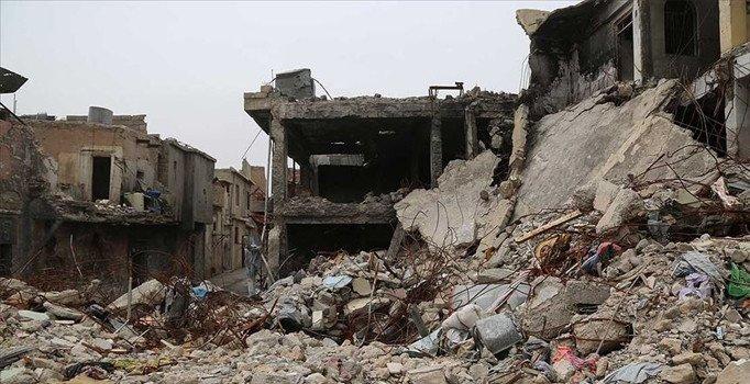 """Irak'tan """"Haşdi Şabi'ye İsrail SİHA'ları saldırdı"""" açıklaması"""
