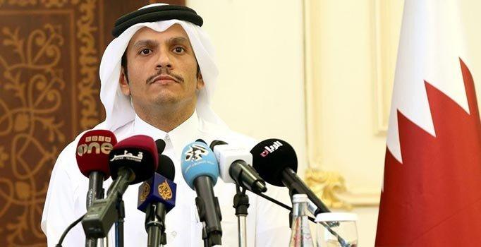Katar'dan İsrail'e kınama