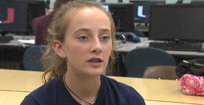 ABD'de balından darbe alan kız her sabah 11 Hazirana uyanıyor