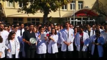 İstanbul Tıp Fakültesi öğrencileri isyan etti: Çok endişeliyiz!