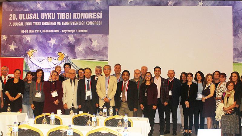 Asyalı uyku tıpçıları Türkiye'de buluşacak