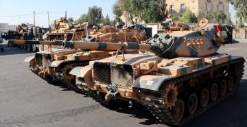 Barış Pınarı'nda yeni hedef Ayn-el Arap   Fırat'ın batısına yapay köprü ile geçilecek