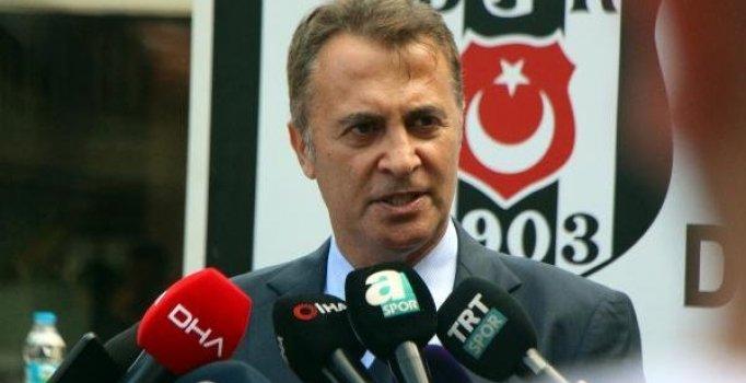 Beşiktaş başkanı Fikret Orman'dan toplantı kararı