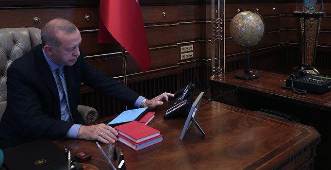 Erdoğan Barış Pınarı Harekatı'nın talimatını böyle verdi | Video