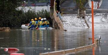 Japonya'yı vuran Hagibis Tayfunu'nda ölü sayısı 40'a çıktı