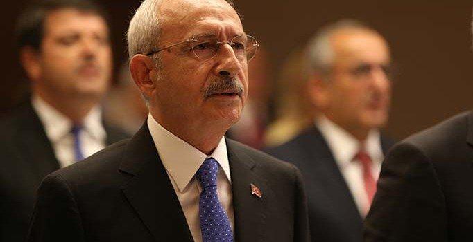 Kılıçdaroğlu: Dualarımız kahraman askerlerimiz için