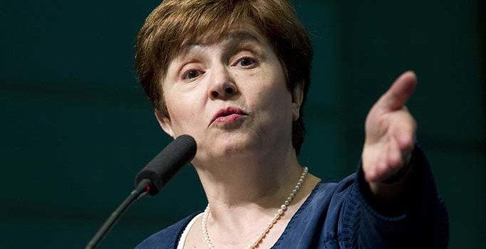 IMF Başkanı Georgieva: Brexit'in sancılı olacağı çok net