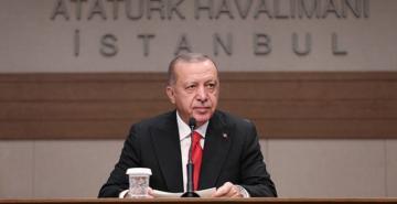 Erdoğan'dan Kobani ve Münbiç mesajı: Kararımızı uygulama aşamasındayız