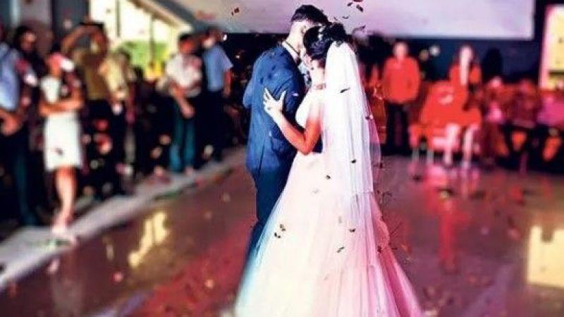 Düğün Salonları 1 Temmuzda Açılıyor