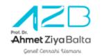 Prof. Dr. Ahmet Ziya Balta Şeker Ameliyatı